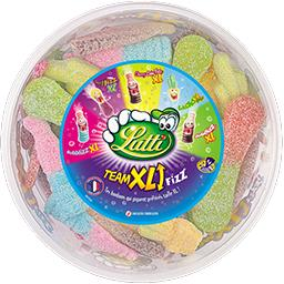Assortiment de bonbons Team XL Fizz