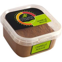 La conquête des saveurs Cannelle moulue la boite de 50 g