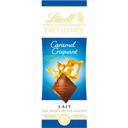 Excellence - Chocolat au lait caramel croquant