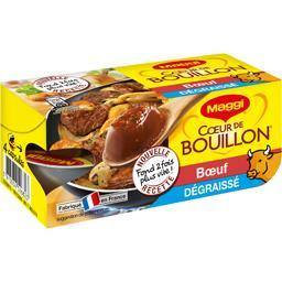Cœur de Bouillon - Bouillon bœuf dégraissé