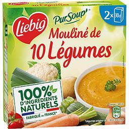 Pur'Soup - Soupe mouliné de 10 légumes