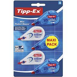 Bic Tipp-Ex Ruban correcteur Mini Pocket Mouse