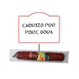 Chorizo pur porc DOUX