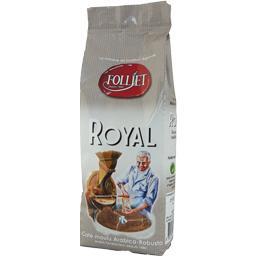 Café moulu arabica robusta Royal
