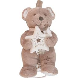 Doudou musical ours