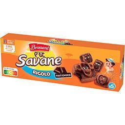 P'tit Savane - Gâteaux tout choco