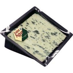 Fromage à pâte persillée au lait pasteurisé,SAINT AGUR,le fromage de 150 g environ