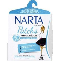 Patchs anti-auréoles