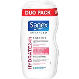 Sanex Crème de douche Hydrate 24 h