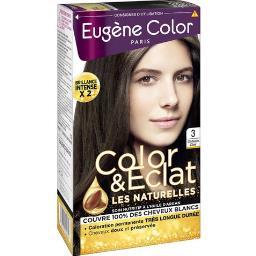 Les Naturelles - Coloration châtain clair 3