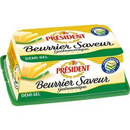 Beurrier Saveur 80% MG demi-sel