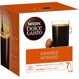Dolce Gusto - Capsules de café Grande Intenso
