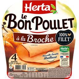 Le Bon Poulet - Filet de poulet à la broche