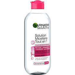 Skin Naturals - Solution Micellaire Tout en 1
