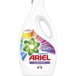 ARIEL Couleur&Style Lessive Liquide 1,705L 31Lavages -