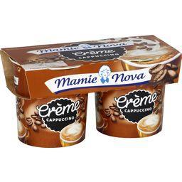 Gourmand - Crème gourmande café cappuccino