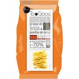 Snack à base de soja & pomme de terre saveur barbecu...