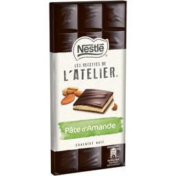 Les Recettes de L'Atelier - Chocolat noir pâte d'ama...