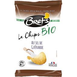 La Chips BIO au sel de Guérande