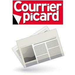 Le courrier picard (somme, oise, aisne)  le journal