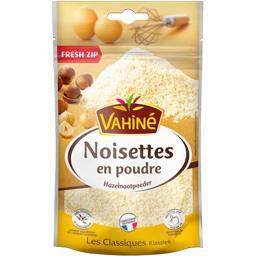 Noisettes en poudre