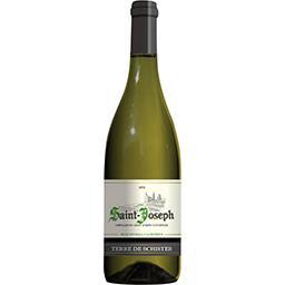 Saint Joseph Terres de Schistes vin Blanc sec 2017