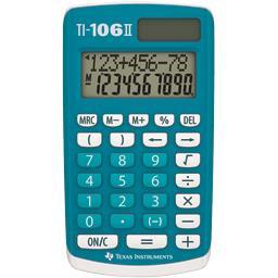 Calculatrice TI 106