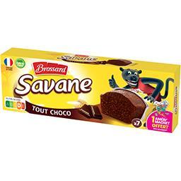 Savane - Gâteaux tout chocolat