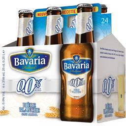 Bière blanche sans alcool