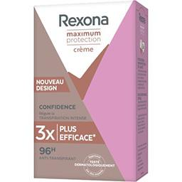 Anti-transpirant crème Maximum Protection Confidence
