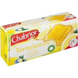 Tartelettes carrées citron
