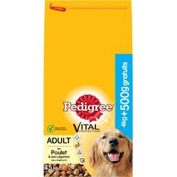 Pedigree Vital Protection - Croquettes Adult au poulet pour c...