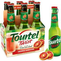 Twist - Boisson avec bière sans alcool jus d'orange sanguine