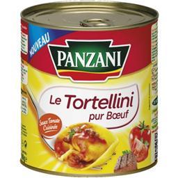 Le Tortellini pur bœuf sauce tomate cuisinée