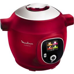Mijoteur Cookeo CE851500 multicuiseur intelligent 6 L rouge