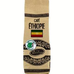 Café moulu d'Ethiopie