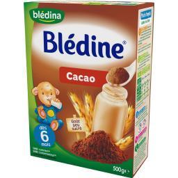 Blédine - Céréales cacao, dès 6 mois