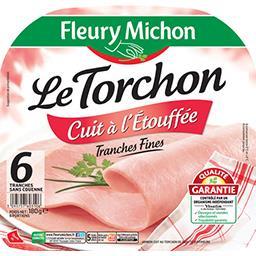 Le Tranché Fin - Jambon au torchon sans couenne