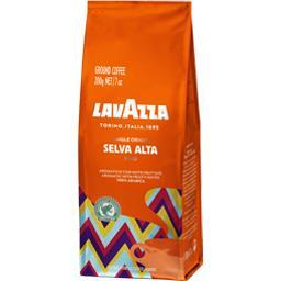 Lavazza Café moulu Pérou le paquet de 200 g