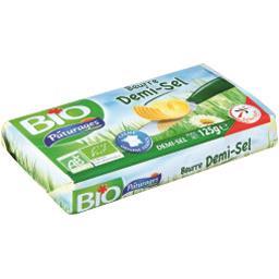 Beurre demi-sel BIO