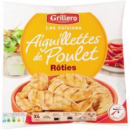 Aiguillettes de poulet rôties - Les Cuisinés