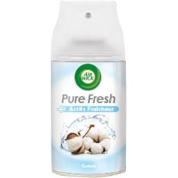 Pure Fresh - Recharge désodorisant Coton