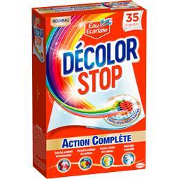 Décolor Stop - Lingettes Action Complète
