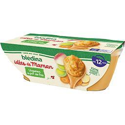 Blédina Blédina Les Idées de Maman - Légumes du pot au feu, de 12 à ...