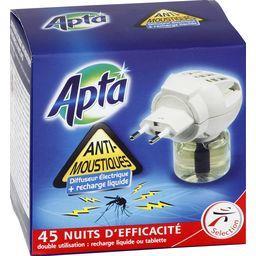 Diffuseur électrique et recharge liquide anti-mousti...
