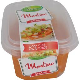 Maître Olivier Salade Martino la barquette de 250 g