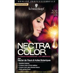Nectra Color - Coloration châtain naturel n°500