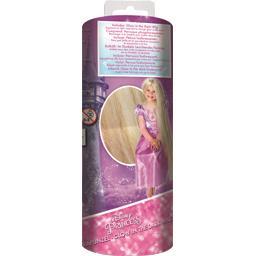 Perruque phosphorescente Raiponce 80 cm