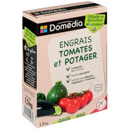 Engrais tomates et potager