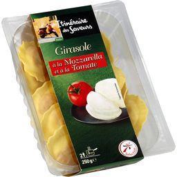 Girasole à la mozzarella et à la tomate